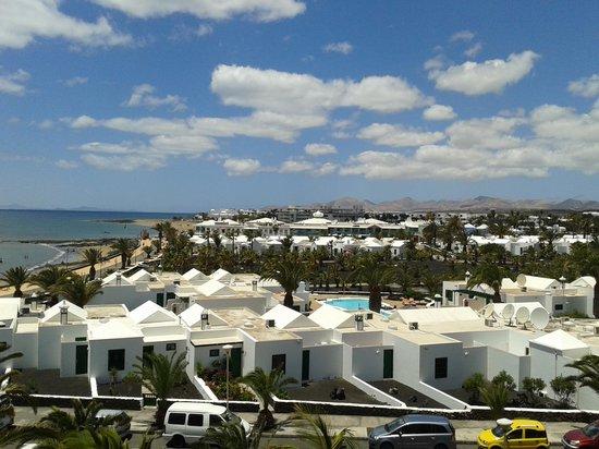 Beatriz Playa & Spa: view from balcony from room 3095