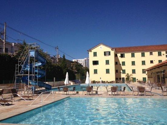 Hotel Gloria : Área de lazer