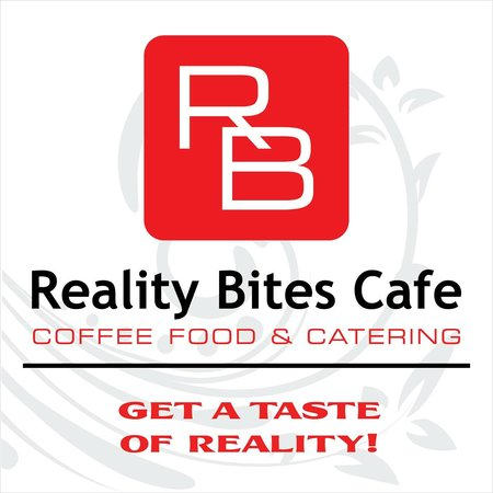 Reality Bites Cafe : RB logo