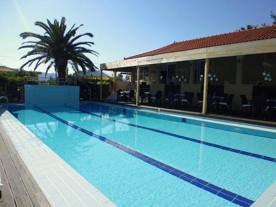 Agrilia Hotel: Pool