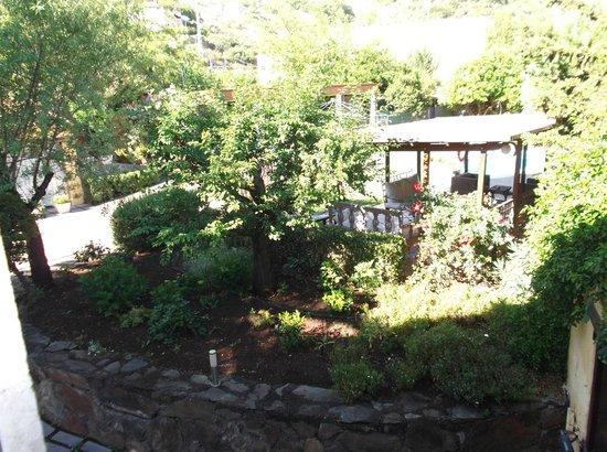Hotel Rural Las Calas : Vista desde la habitación de primera planta