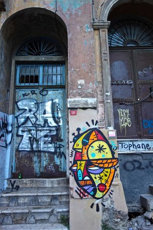 Context Travel - Day Tours: The arty and grunge factor of Beyoglu, an area being gentrified