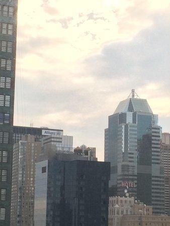 Fairfield Inn & Suites New York Manhattan/Times Square: Vista desde la habitacion