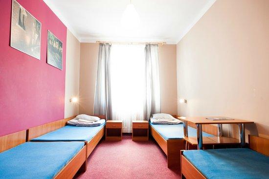 Premium Hostel: Quad room