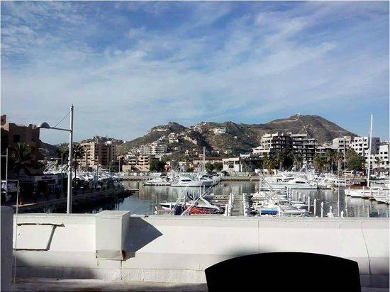 Marina Fiesta Resort & Spa: Vista desde el Desayuno Buffet