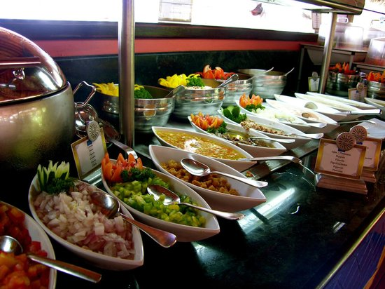 Grand Bahia Principe El Portillo : food