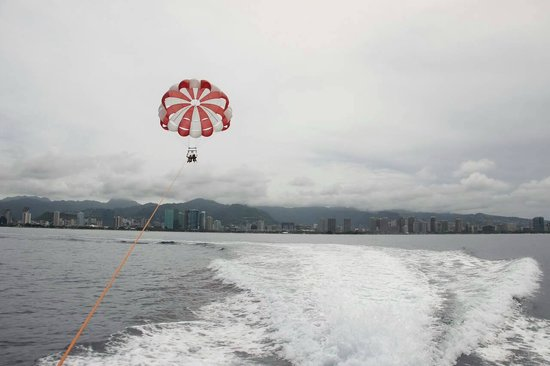 X-Treme Parasail: Awesome !