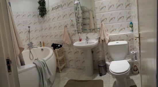 Gate Apartments: Ванная комната