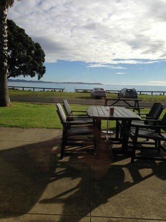 Ramada Resort Reia Taipa Beach: View from restaurant
