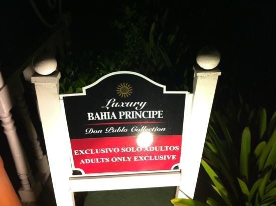 Luxury Bahia Principe Ambar Blue: ambar