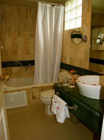 Grand Bahia Principe El Portillo : bathroom