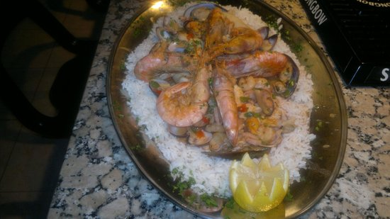 Atlantico Bar Restaurant: Seafood & Rice