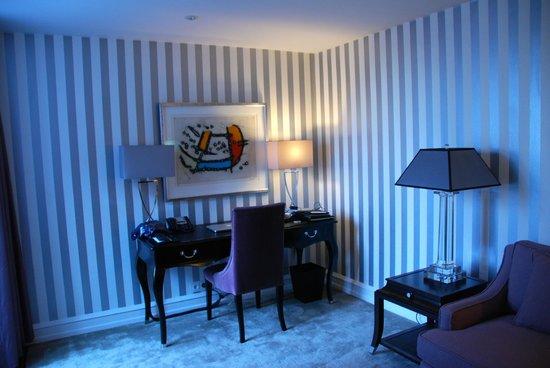 Hotel D'Angleterre: Room 505