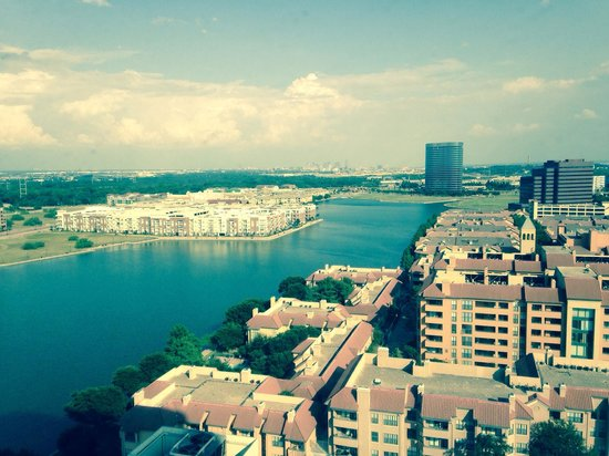 Omni Mandalay Hotel at Las Colinas: View from room