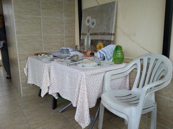 Hotel Ida: breakfast
