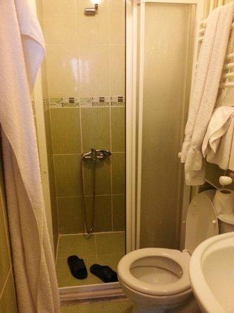 Hotel Ida: bathroom