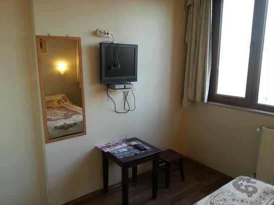Hotel Ida: room