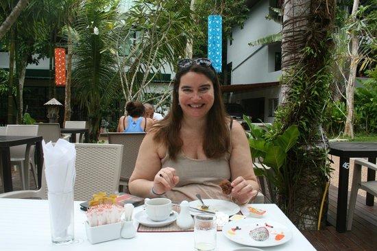 Dream Valley Resort: Servicio desayuno bufet