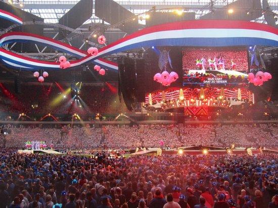 Amsterdam ArenA: Toppers 10 Jaar (31 mei 2014)