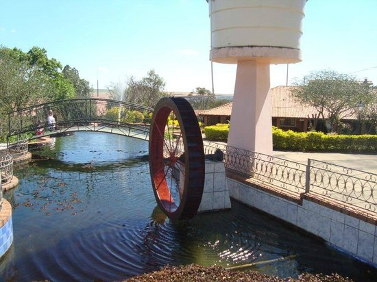 Itaytyba Ecoturismo Farm Hotel: Paisagem