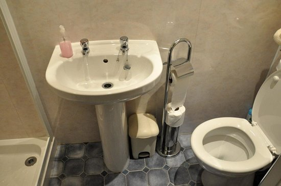 Ashbank House: The bathroom