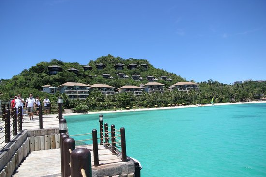 Shangri-La's Boracay Resort & Spa: hotel