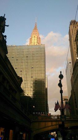 Grand Hyatt New York : Outside