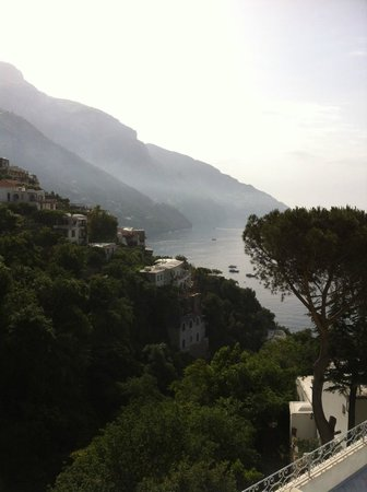 Vittoria: Terrace View
