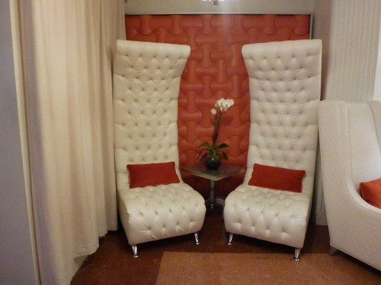 Beacon Hotel: Love these chairs!