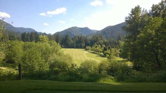 BEST WESTERN Resort at The Mountain, BW Premier Collection: Golf course