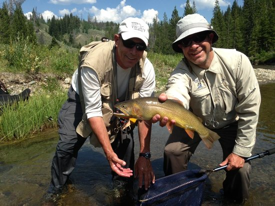 Fish the Fly : Darrell Miller in the backcountry