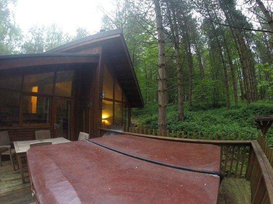 Forest Holidays Sherwood Forest, Nottinghamshire: Cabin 22