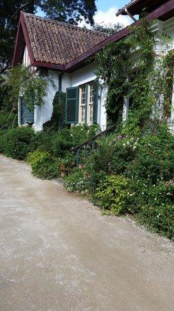 Pousada Da Alcobaca : Entrada da casa.