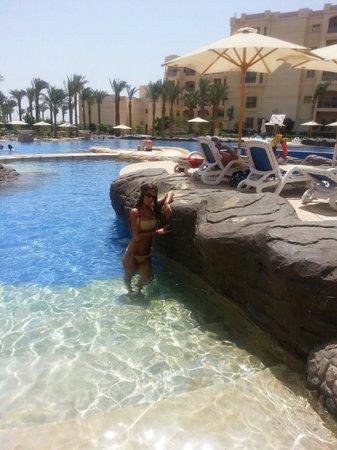 Tropitel Sahl Hasheesh: Pool