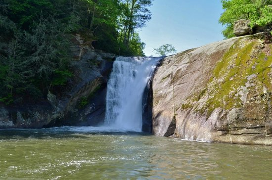 Elk Falls, North Carolina