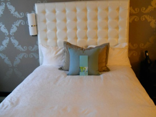 The Nines, a Luxury Collection Hotel, Portland: Comfy bed