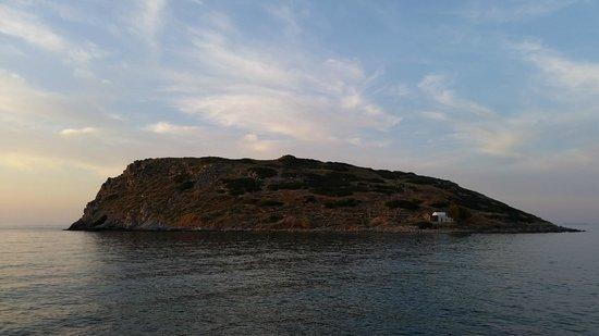 Mohlos Villas: Mochlos Island