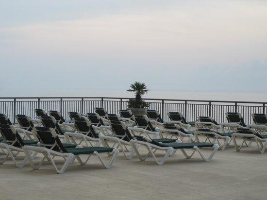 Long Bay Resort : Sun Deck