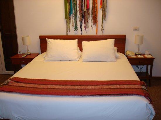 Tierra Viva Cusco Centro: bed