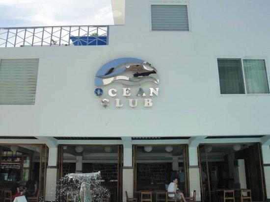 Boracay Ocean Club Beach Resort : The view