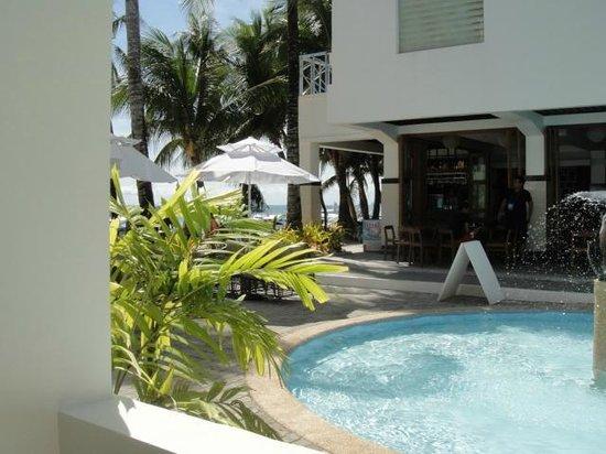 Boracay Ocean Club Beach Resort : From room