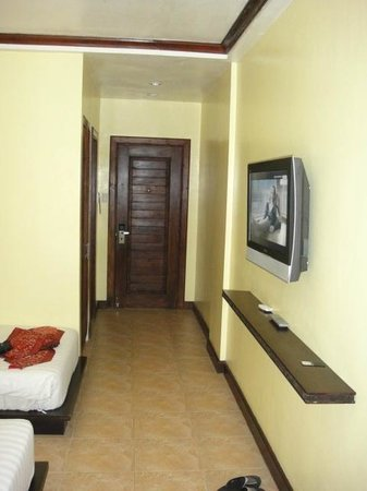 Boracay Ocean Club Beach Resort : In the room
