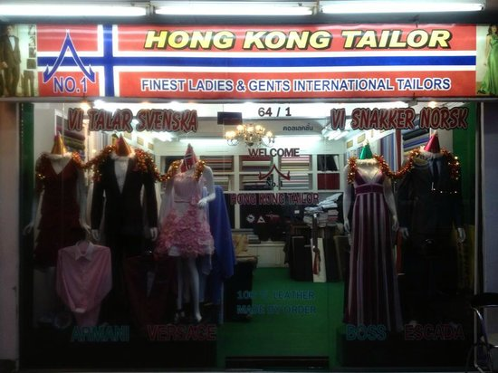 No. 1 Hong Kong Tailor