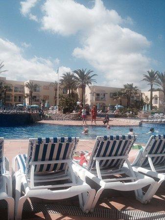 Sirenis Hotel Club Aura : Fantastic pool area