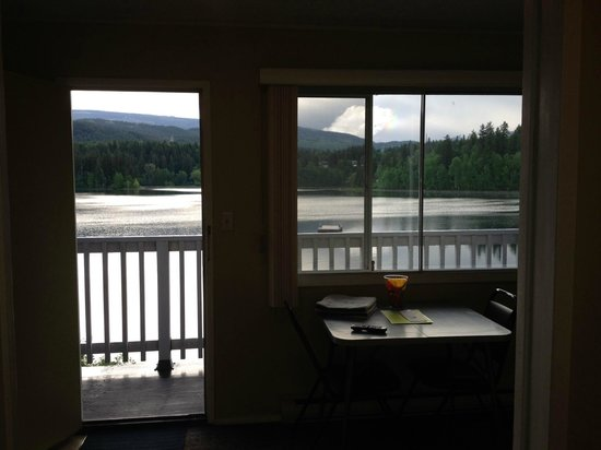 Jasper Way Inn: View out the windows
