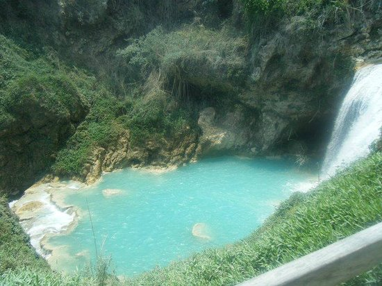 Cascada El Chiflon