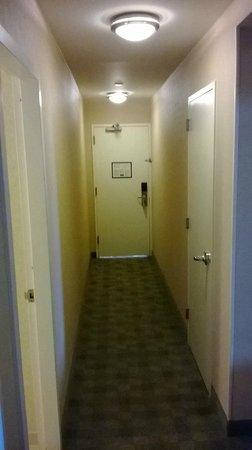 Hyatt Regency Boston: Corner room
