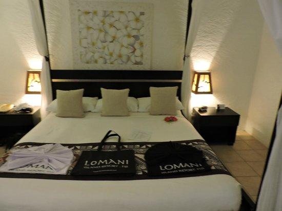 Lomani Island Resort: Deluxe suite