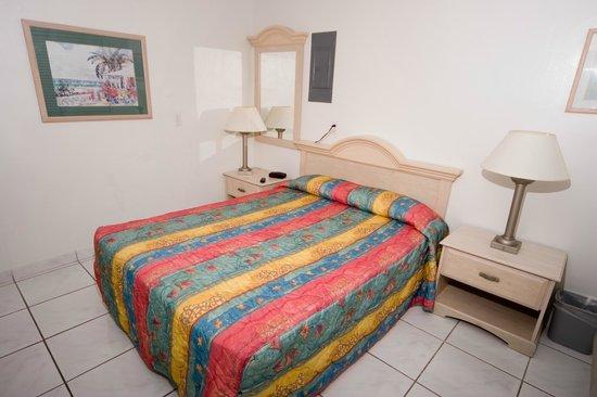 Richard's Motel : Chambres confortables