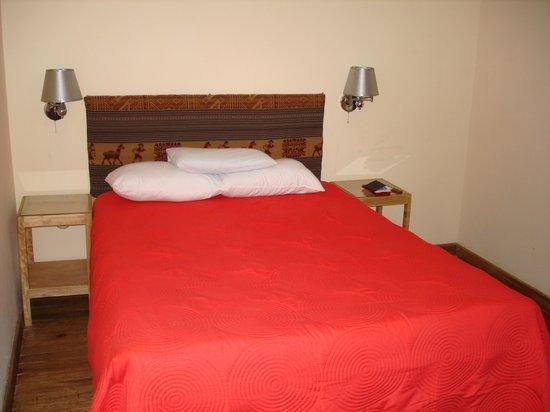 Hostal Chayana Wasi: bed